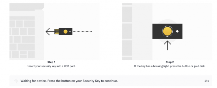 How to Use a U2F Key to Secure Your Crypto Accounts