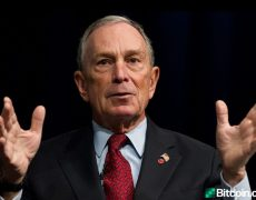 Mike Bloomberg's 2020 Finance Policy Proposes Strict Bitcoin Regulations - Bitcoin News