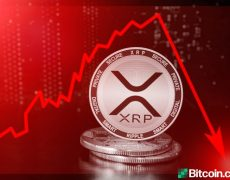 XRP Plummets 56% in One Candle, Bitmex Traders Outraged Over Flash Crash - Bitcoin News