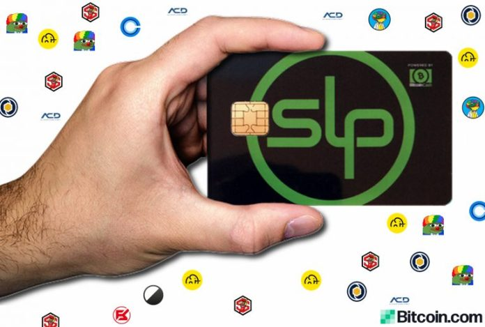 Belgium Startup Launches Smart Chip Hardware Wallet for SLP-Based Tokens
