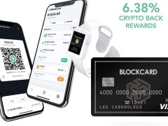 The Best Crypto Debit Card - BlockCard