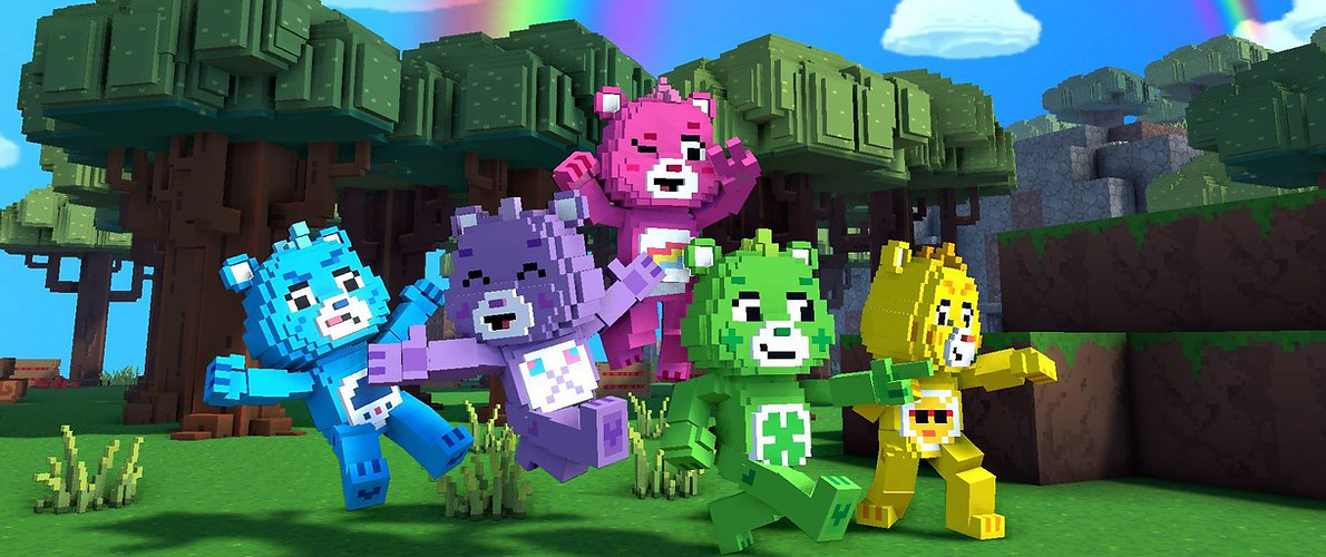 An Ethereum VR Game Featuring Atari and Care Bears Sells Plots of Virtual Land for $76K
