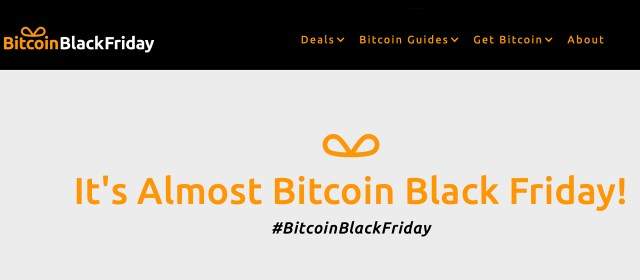 Spending statistics: look at this year's Bitcoin Black Friday transactions