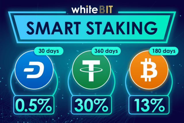 WhiteBIT Exchange provides margin-based margin trading and up to 30% annual interest rate