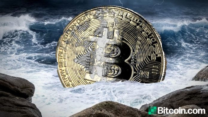 BTC Reaches a Whopping $40,000, Industry Exec Says 'Bitcoin Rises in the Eye of a Perfect Storm'