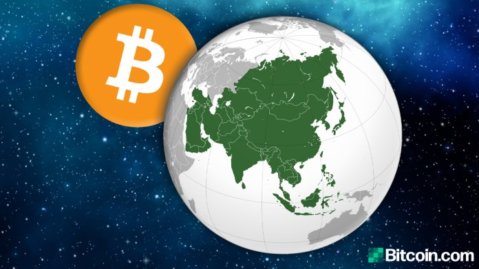 Report: Asia's Cryptocurrency Landscape the Most Active, Most Populous Region 'Has an Outsize Role'