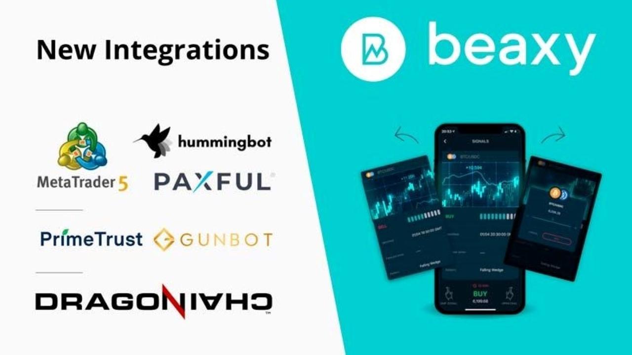 Beaxy Accelerates Automated Trading Through Hummingbot Partnership