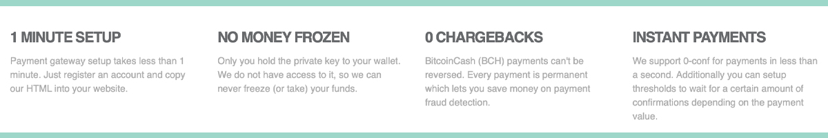 Developers Launch the First Hosted Noncustodial Payment Processor for Bitcoin Cash Payments