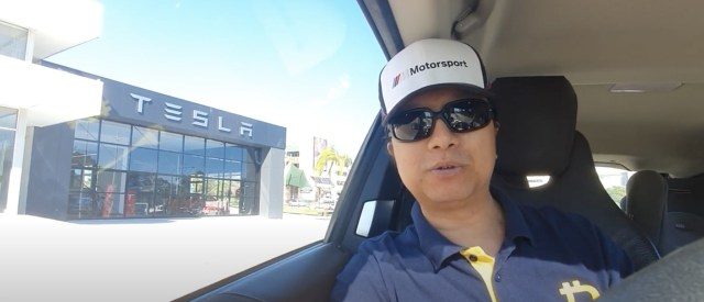 If Elon Musk's company accepts Bitcoin Cash as payment, the man is willing to buy 111 Tesla Model 3s