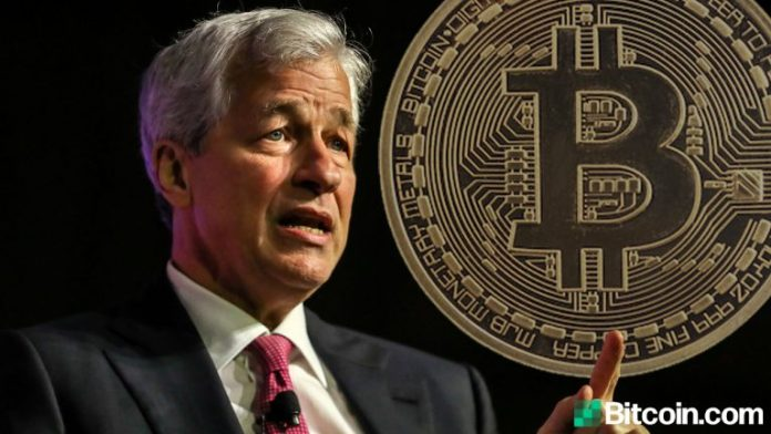 JPMorgan Boss Says 'Emerging Issues' Like Cryptocurrencies 'Need to Be Dealt With Quickly'