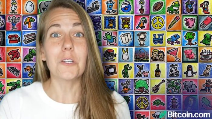 14 Years of Free Art for $500K: Youtuber Ali Spagnola Compiles All Her Free Paintings Into an NFT