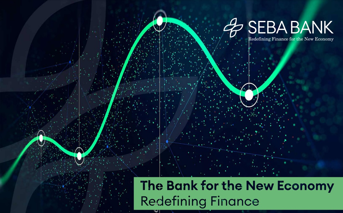 Swiss SEBA Bank Dives Into Defi Expanding Its Offering With 3 Tokens