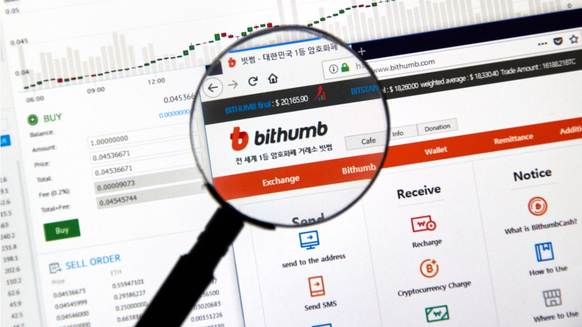 South Korean financial supervisory service tasked with monitoring the crypto market