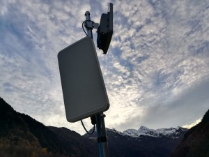 Access Point Professionali con antenne settoriali