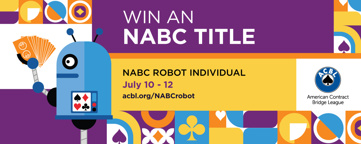 <strong>Registration <strong>ON</strong>:</strong> Summer 2021 <strong>NABC</strong> Robot Individual