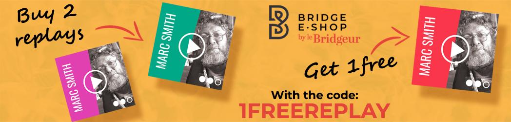 Video-Replays mit Marc Smith: Kaufe 2 Replays und erhalte 1 gratis