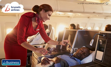 Relax, dine, sleep and travel in style!