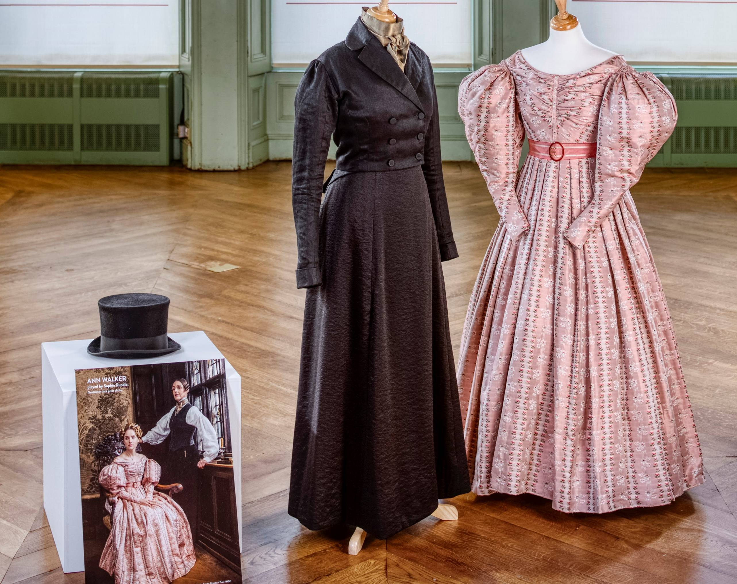 Image result for gentleman jack costumes
