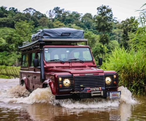 Boondocking your way through Costa Rica