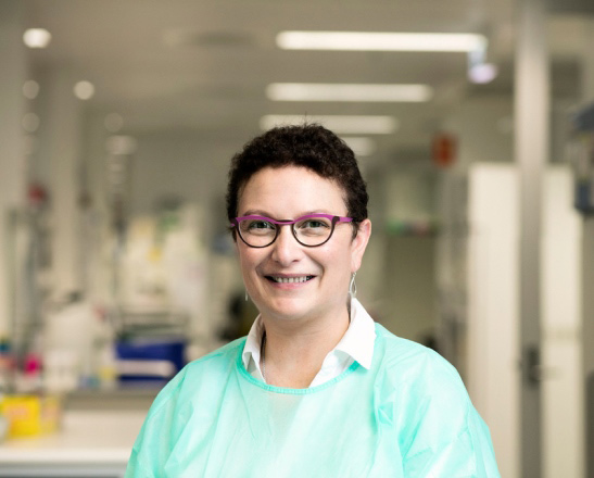Professor Maria Kavallaris at Childrens Cancer Institute