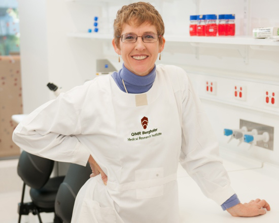 Cancer Researcher Associate Professor Spurdle