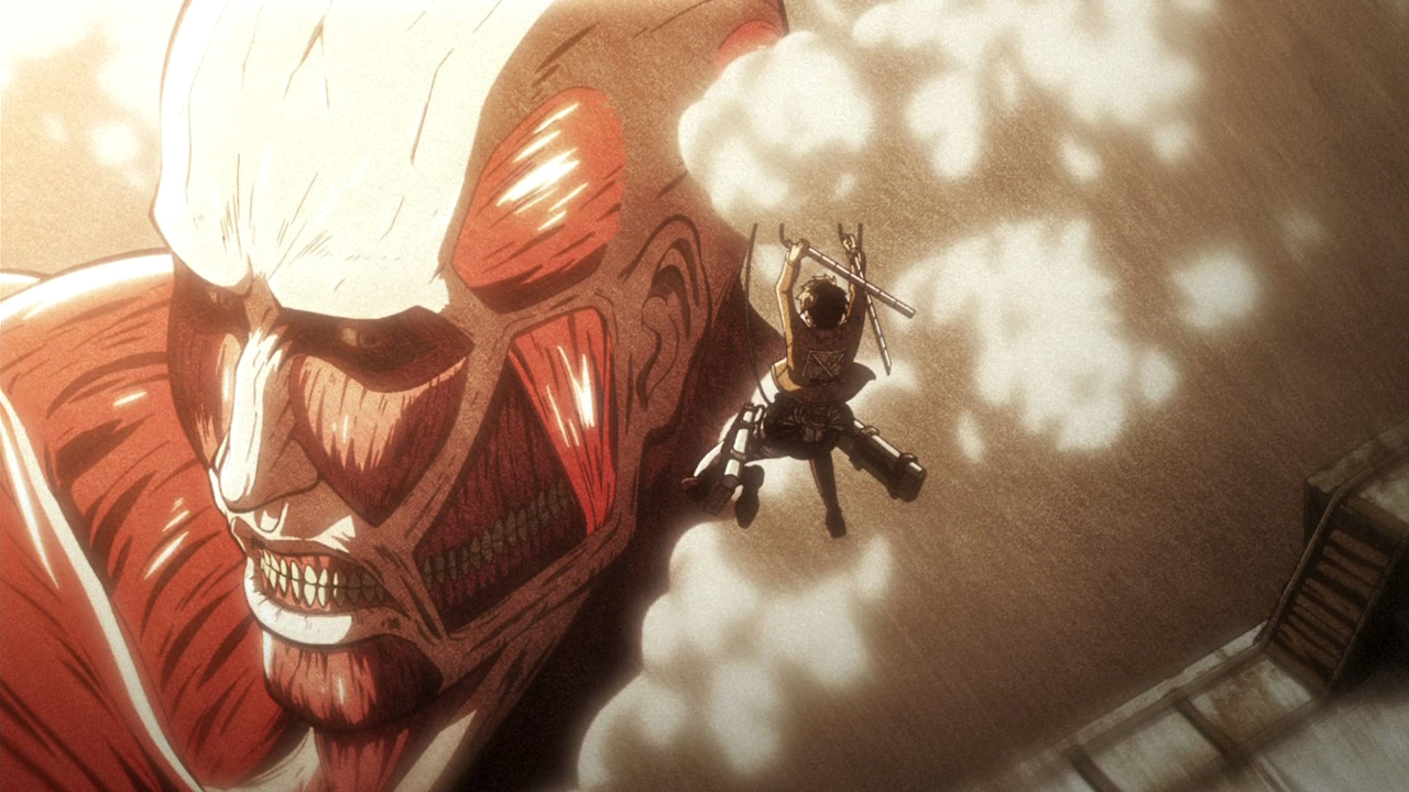 Nuevos gameplays de Attack on Titan