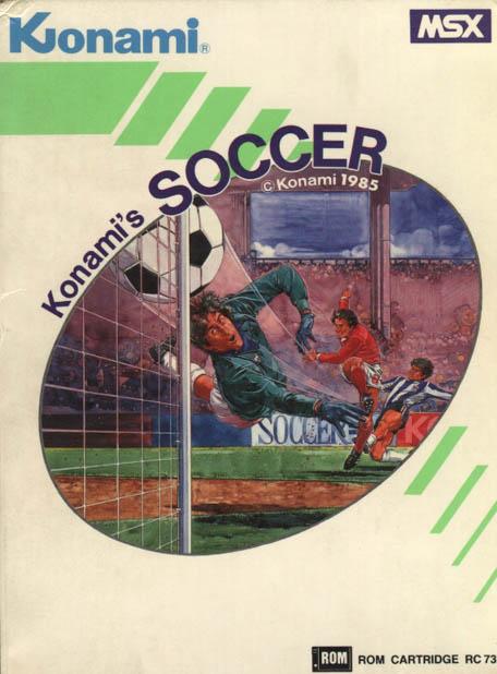 Konami's Soccer (1985), el primer juego de fútbol de Konami