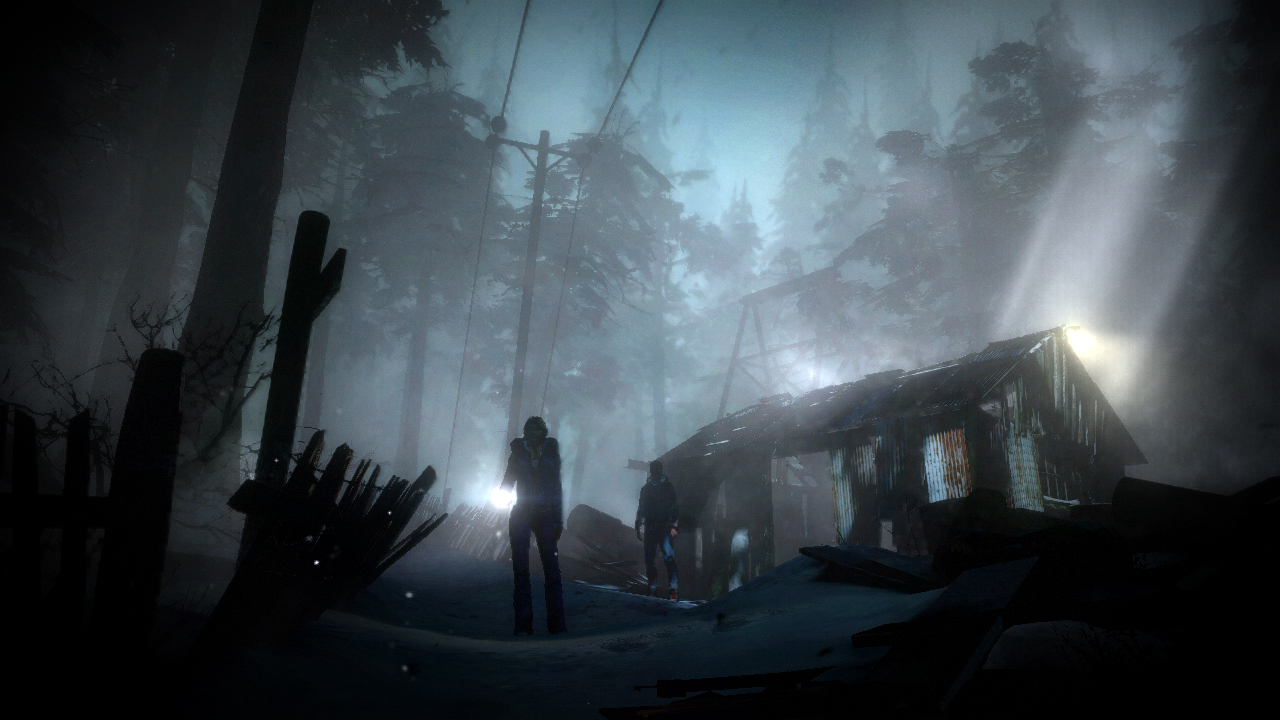 Until Dawn finalmente llenará de terror PS4