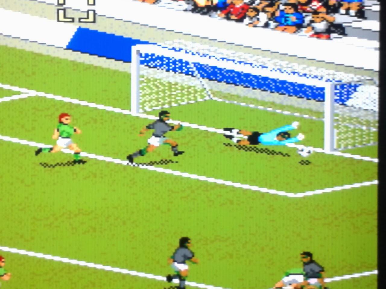 FIFA International Soccer (1993) ¡El inicio de una saga!