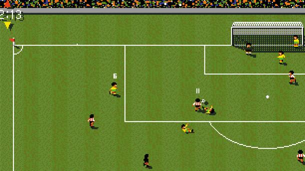 Sensible Soccer (1992) sinónimo de diversión