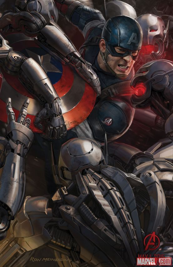 The Avengers Age of Ultron 5