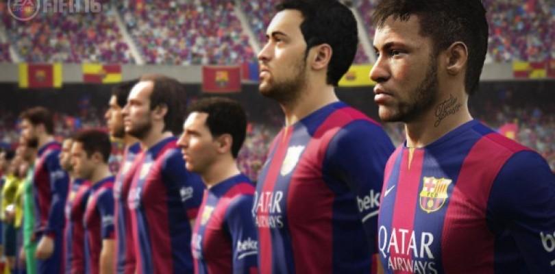 ¡15 minutos de FIFA 16!