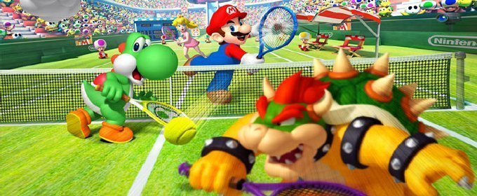 ¡WiiU recibe Mario Tennis Ultra Smash ! #Videos