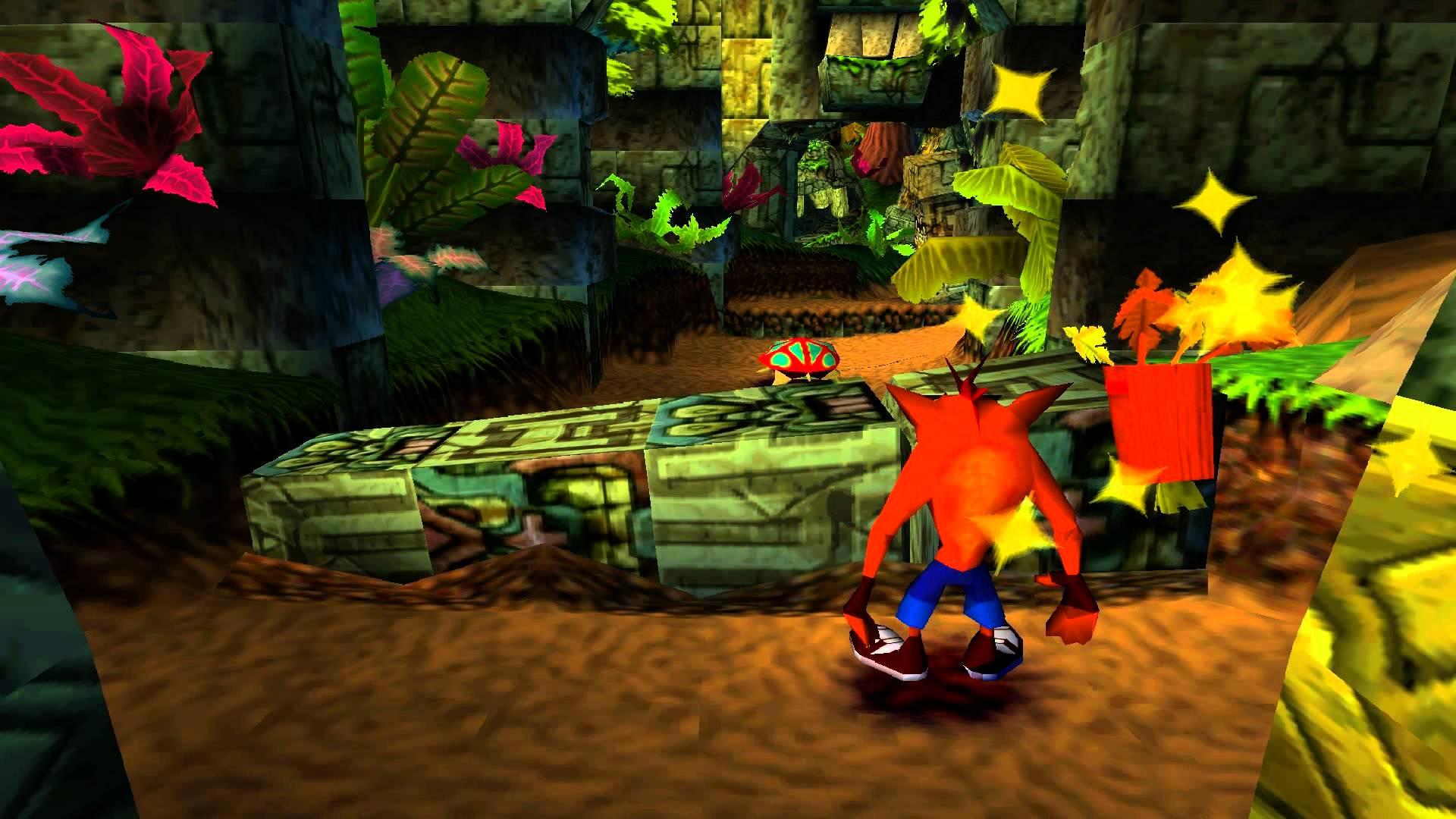 Crash Bandicoot presente en Uncharted 4