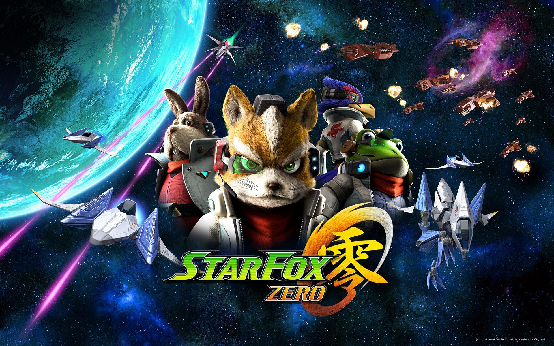 Conocé la historia de Star Fox Zero