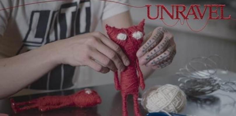 Cómo crear tu Yarny de Unravel