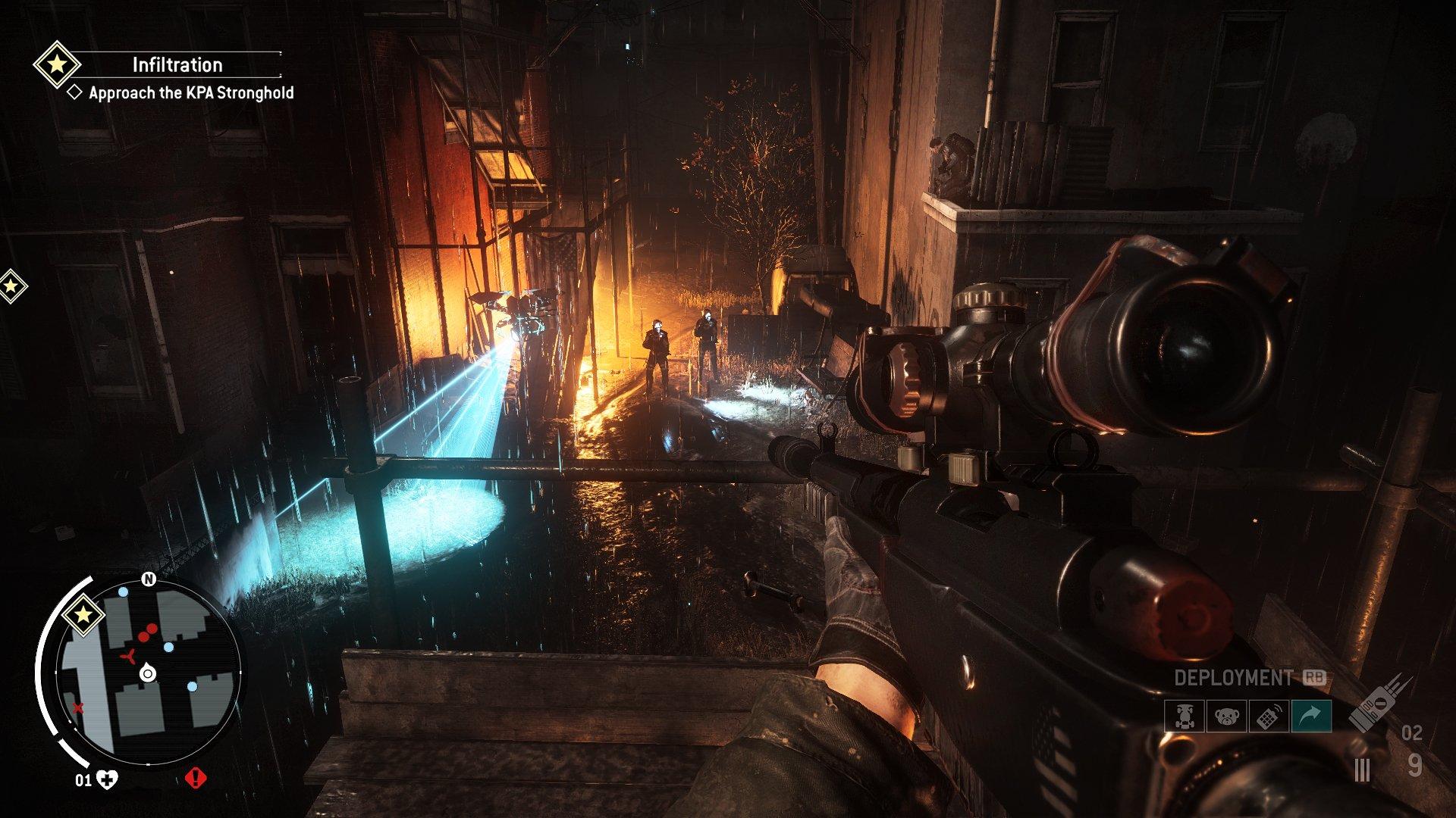 Gameplay Homefront: The Revolution (beta)