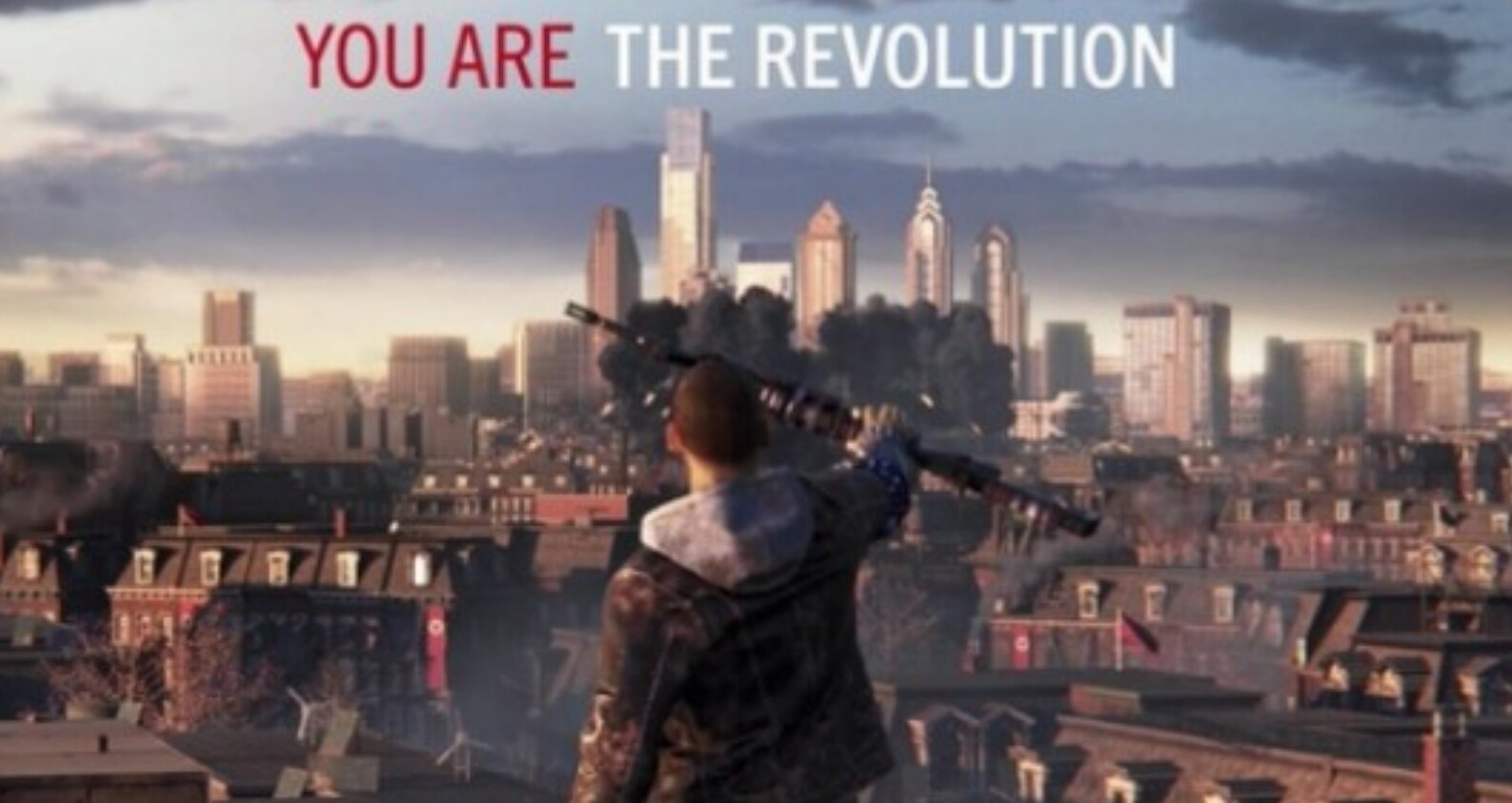 Sumergite en Homefront: The Revolution