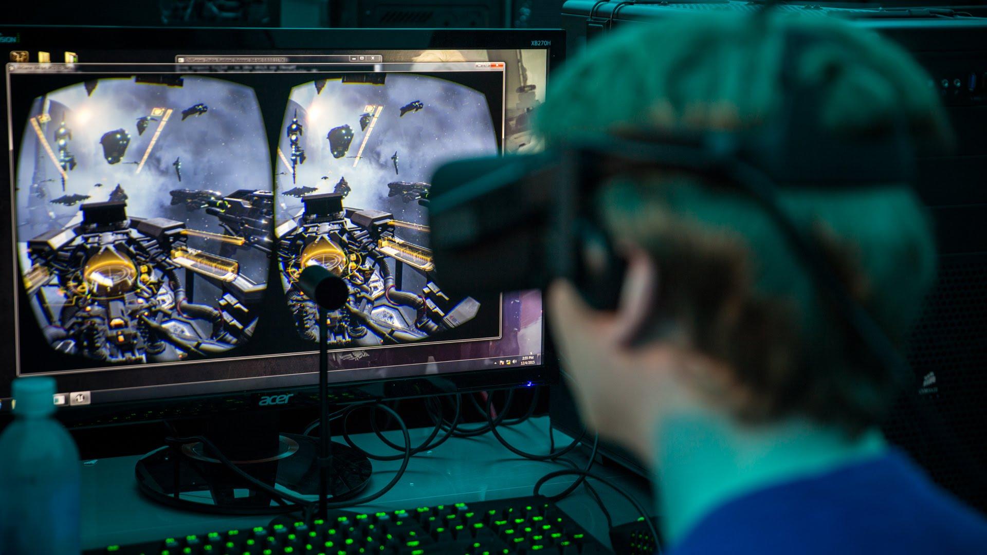 El primer juego cross-play de realidad virtual