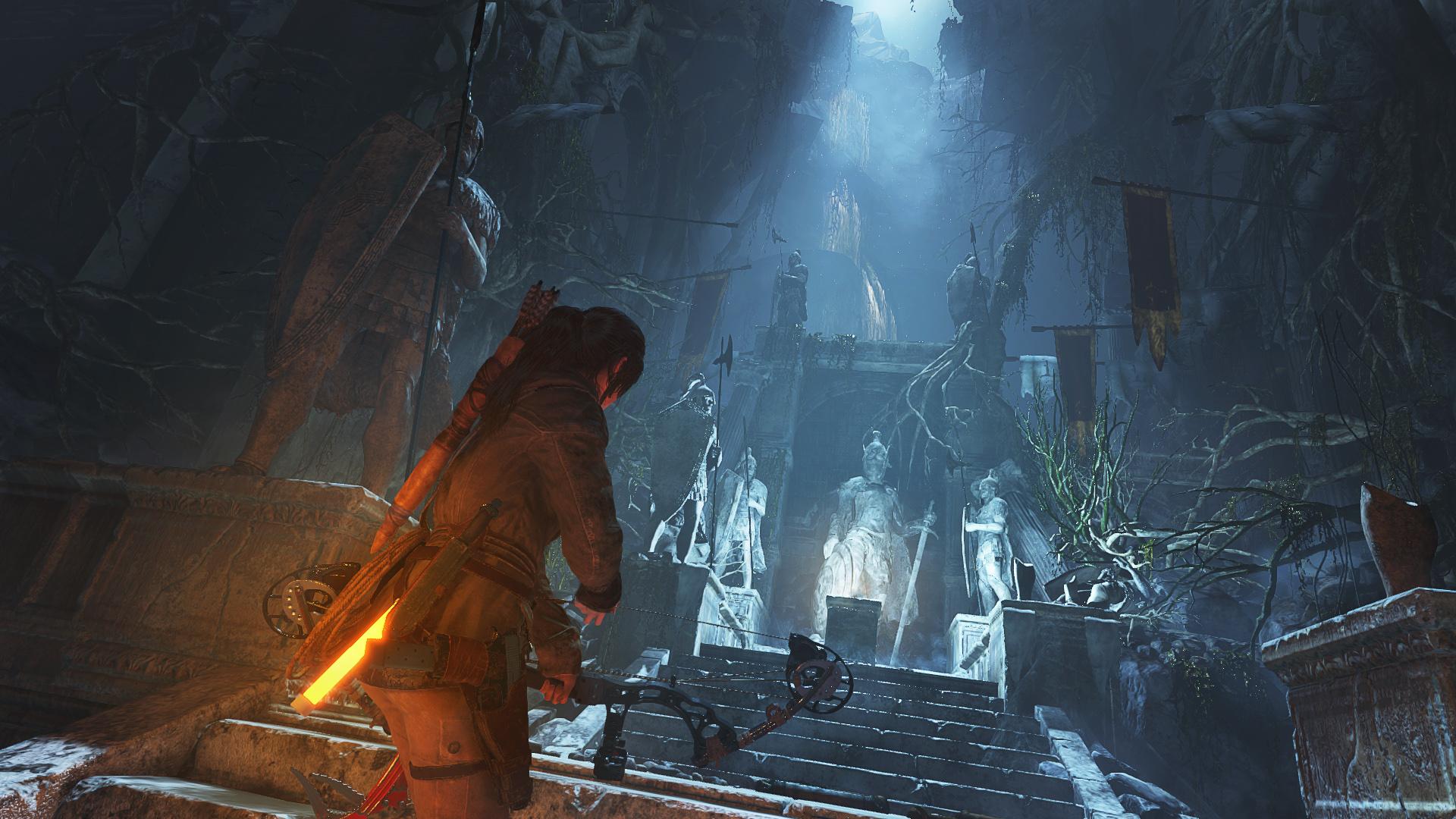 ¡Así es el cooperativo deRise of the Tomb Raider! #Video