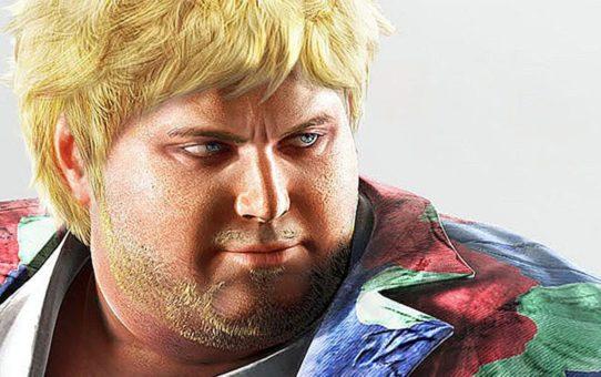 ¡Bob y Raven se presentan en Tekken 7!