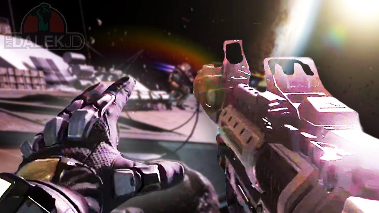 7 minutos de la campaña de CoD: Infinite Warfare