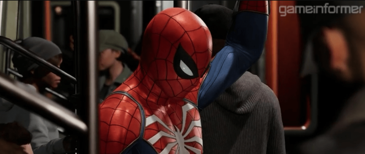 Nuevo gameplay de Spider-Man (PS4)