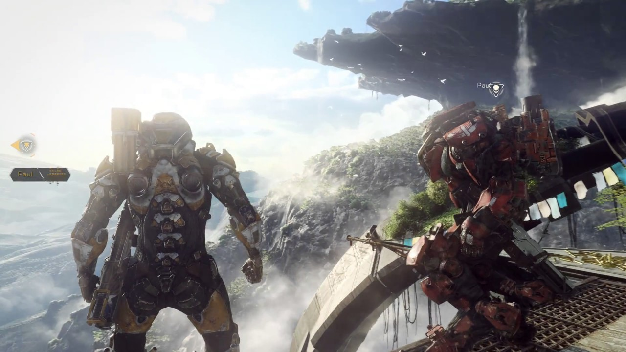 Gameplay extendido de Anthem Vip Demo