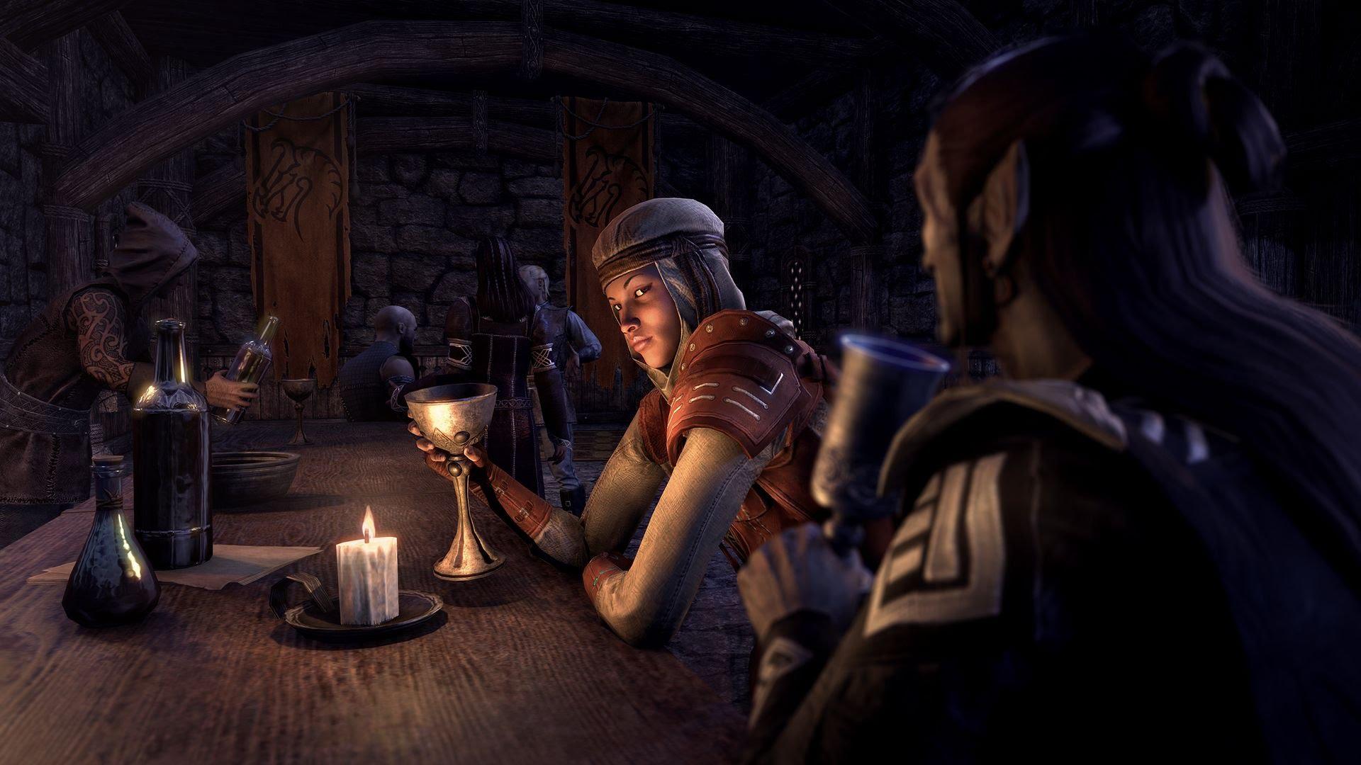The Elder Scrolls Online Wrathstone llega a PC, PS4 y XOne