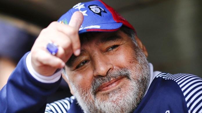 Diego Maradona resigns as manager of Argentinian side Gimnasia - CGTN genije