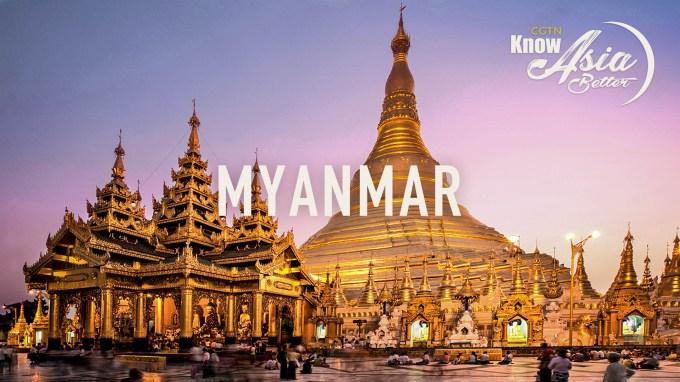 Shwedagon Pagoda: Golden light shining upon Yangon - CGTN