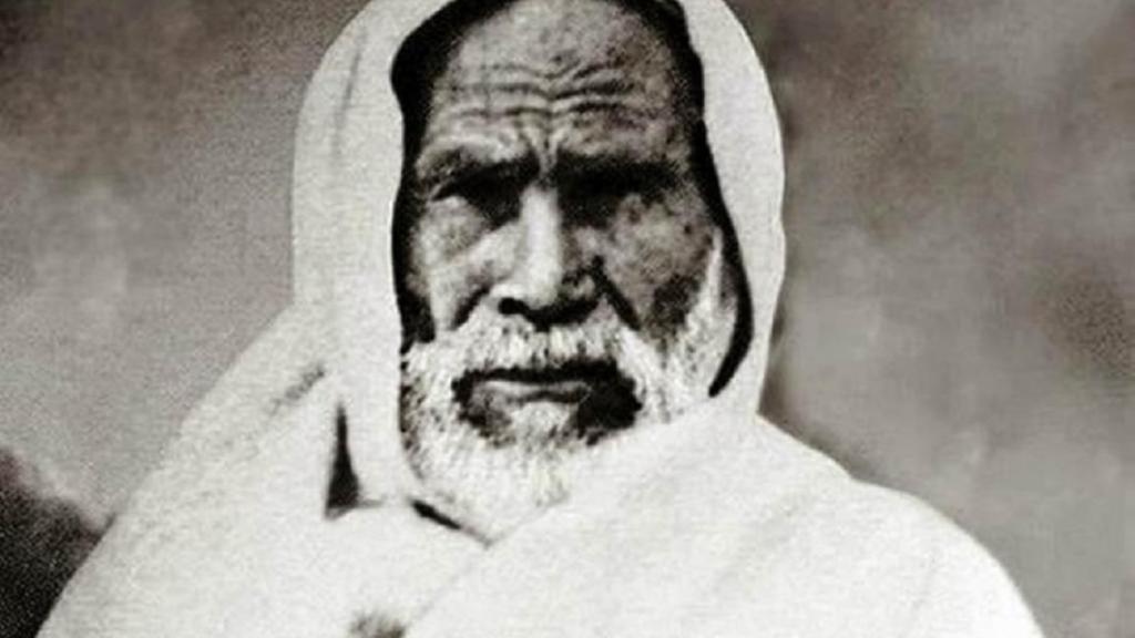 المجاهد الليبي عمر المختار