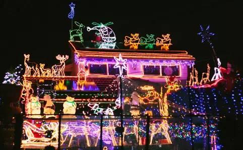 看灯了囉!南半球最逼格的圣诞灯展开展在即!约!约!-澳洲唐人街