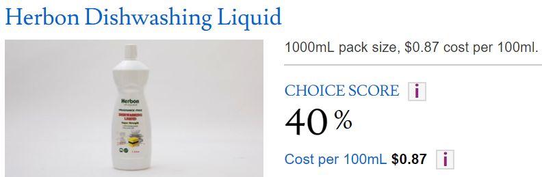 CHOICE洗潔精測評出爐:澳洲市面上有些洗潔精竟然連自來水都不如!看看你中招了沒-澳洲唐人街